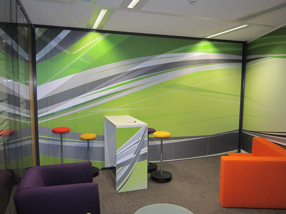 CristalProtect® - Réalisation De Fresques Murales En Aluminium Composite