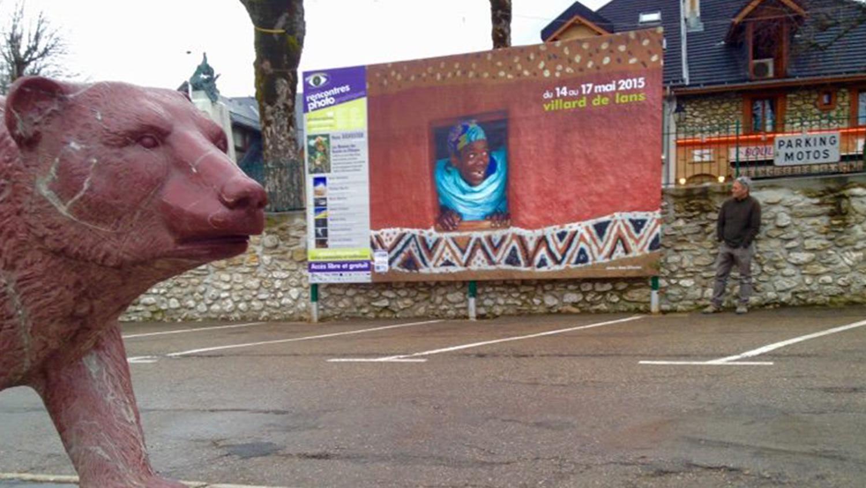 Bâche Présentation Des Focales 2015 - 5 X 3 M