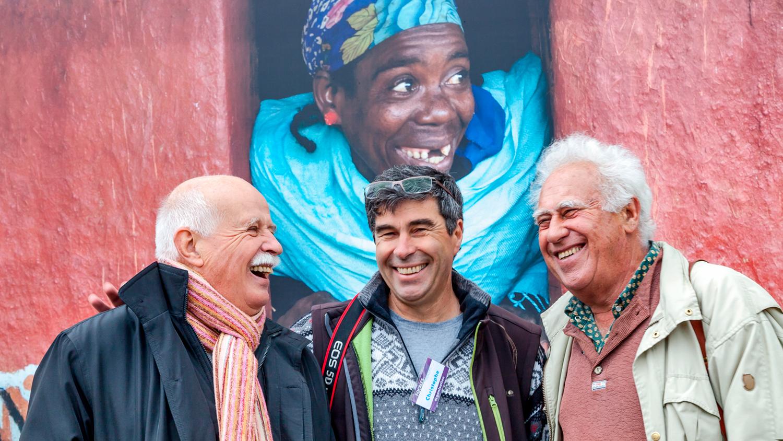 Michel Busse, Christophe Sorin Et Hans Silvester Focales En Vercors 2015