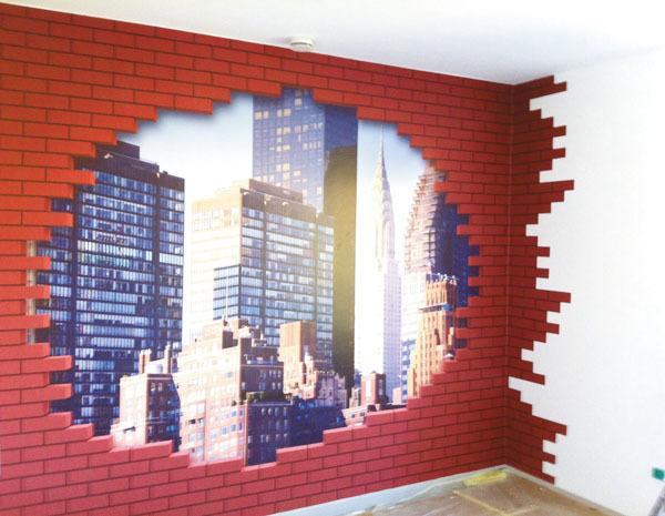 Tapisserie Mural