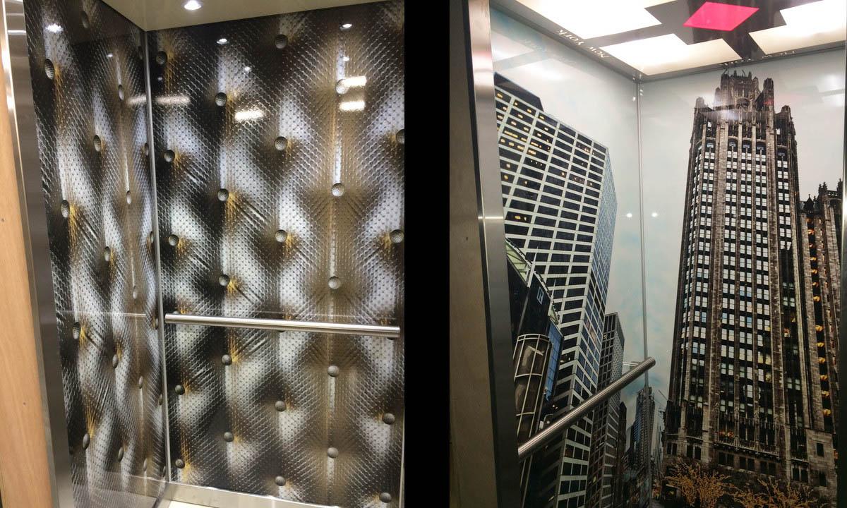 CristalProtect® - Habillages D'assenceurs